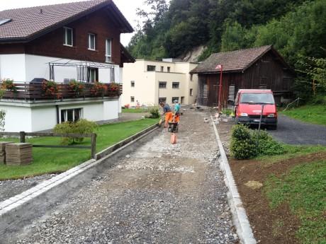 Autistrasse, Weesen (2)